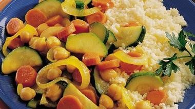 Vegetable Couscous