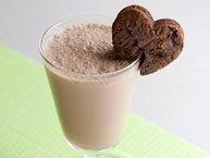 Brownie Milkshakes