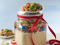 Peanut Butter Candy Jumble Cookies