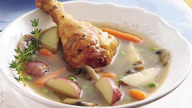 French Peasant Chicken Stew