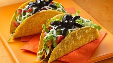 Tarantula Tacos