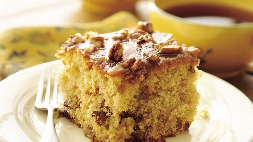 Winter Fruit and Nut Cake