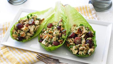 Pecan Chicken Salad