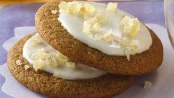 Ginger-Lemon Delights