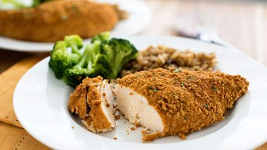 Fiber One™ Oven-Fried Chicken