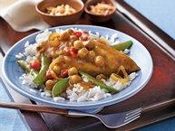 Mango Chutney-Chicken Curry