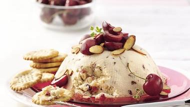 Cherry-Cheese Mold