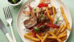 Peruvian Lomo Saltado - Beef Stir Fry
