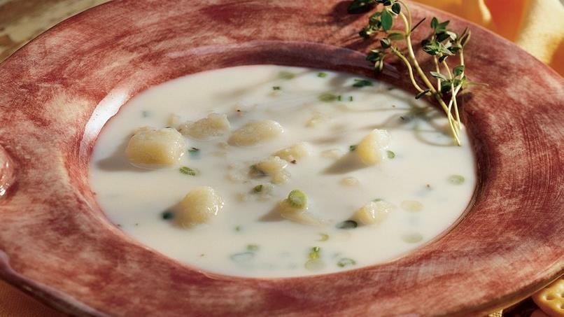 Home-Style Potato Soup