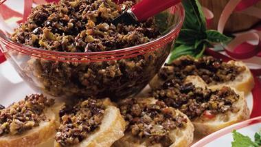 Mixed Olive Spread