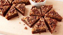 Pecan Pie Fudge Brownies