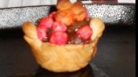 Bushel Basket of Apples Mini Pies