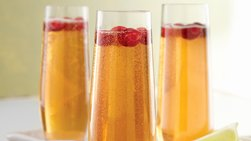 Kentucky Citrus Champagne Cocktail