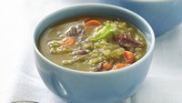 Healthy Slow-Cooker Split Pea Soup