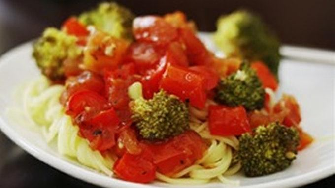 Roasted Vegetable Sauce for Pasta recipe - from Tablespoon!