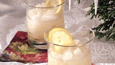 Lemon Tea Slush