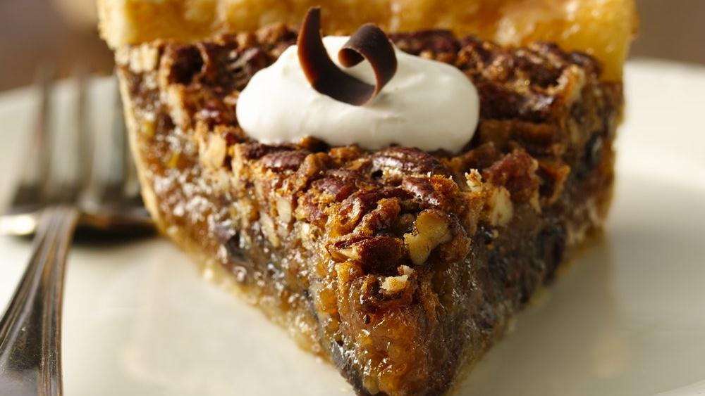 Chocolate Pecan Pie recipe from Pillsbury.com