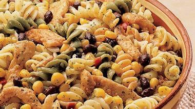 Margarita Chicken Pasta Salad