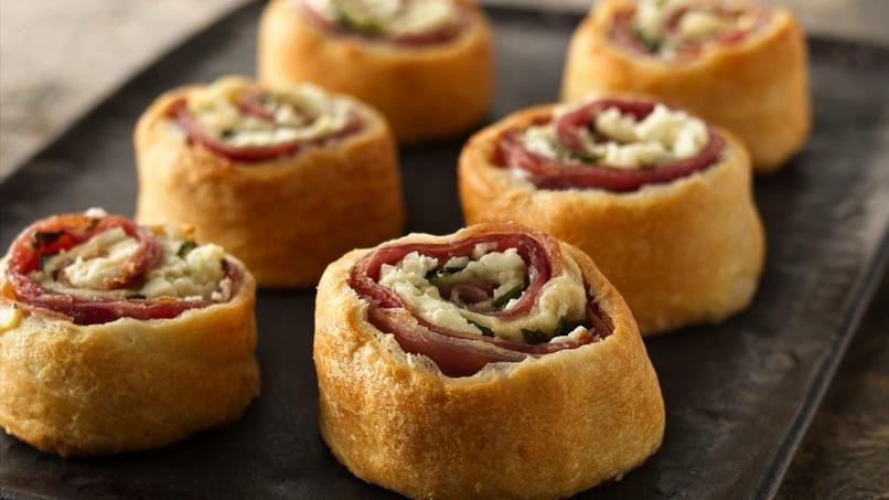Mediterranean Crescent Pinwheels recipe - from Tablespoon!