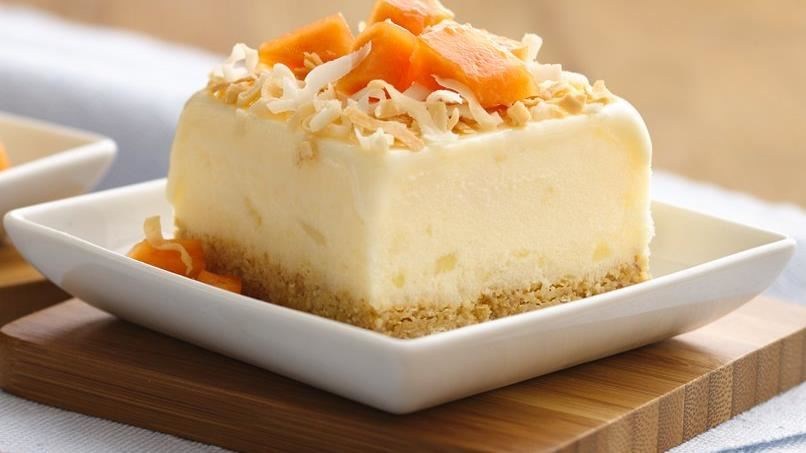 Piña Colada Frozen Dessert