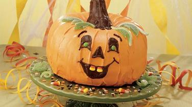 The Great Pumpkin Cake