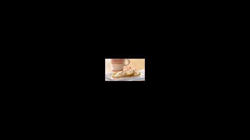 Peppermint Crunch Sugar Cookies