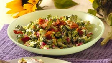 Broccoli-Bacon Salad