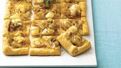 Onion and Herb Tart