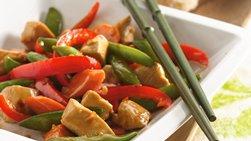 Gluten-Free Asian Chicken Stir Fry
