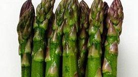 Asparagus and Salmon Soup