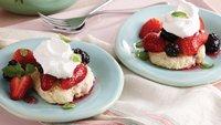 Mini Berry Shortcakes