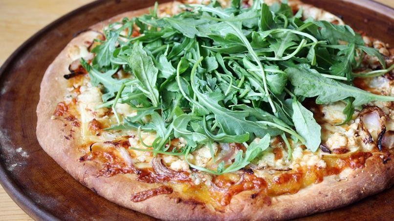 Fall Harvest Veggie Pizza