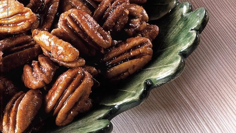 Sugared and Spiced Nuts