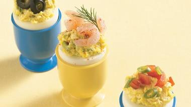 Deviled Eggs with a Twist