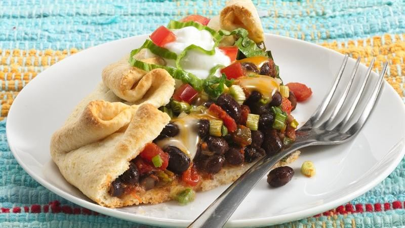 Santa Fe Foldover (Cooking for 2)