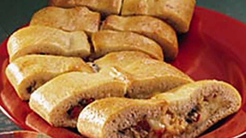 Hot Pepper-Chicken Sandwich Slices
