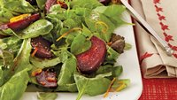 Slow-Cooker Orange-Ginger Beets