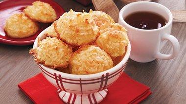 Citrus Macaroon Cookies