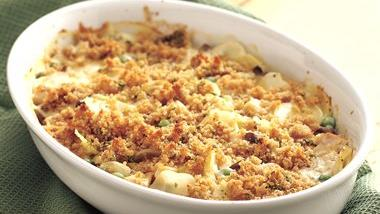 Scalloped Chicken and Potatoes