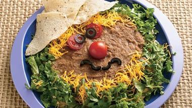 Scarecrow-d Taco Dip