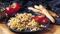 Barley, Corn and Lima Bean Sauté