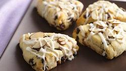 Gluten-Free Decadent Chocolate Chip Scones