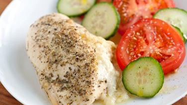 Dill Havarti-Stuffed Chicken Breasts