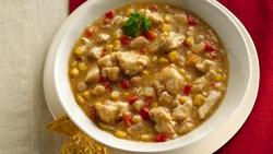 Slow-Cooker White Chicken Chili