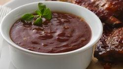B Smith's Sweet Maple Barbecue Sauce