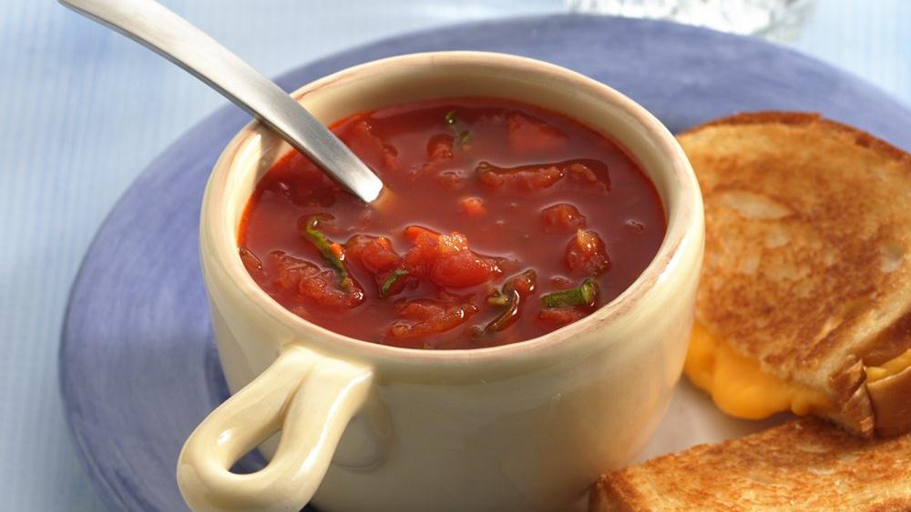 Tomato-Basil Soup