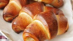 Sándwich de Huevo y Biscuit con Salsa Holandesa de Chipotle