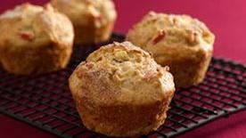Apple-Spice Muffins