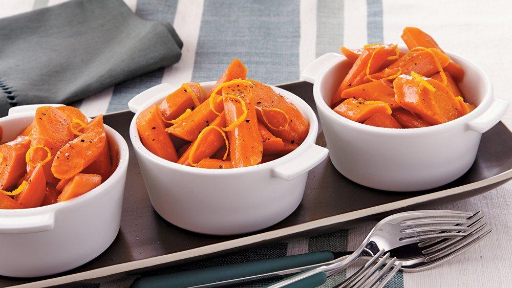 Slow-Cooker Honey-Orange Carrots