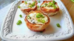 Huevos Envueltos en Tocino